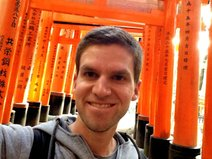 Backpacker in Japan