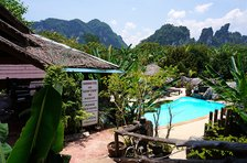 Hostel Nationalpark Khao Sok