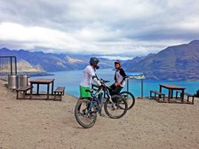 MTB in Queenstown