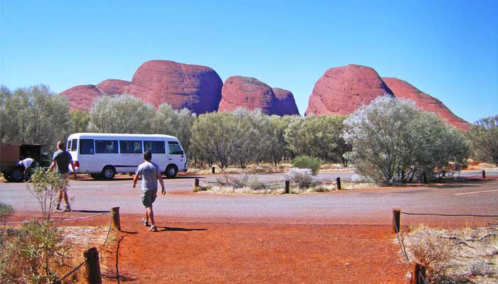 Australien Backpacking